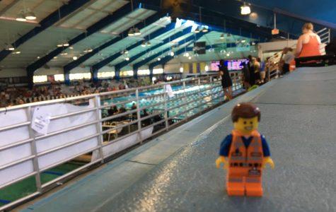 Legos help swimmers breathe easier
