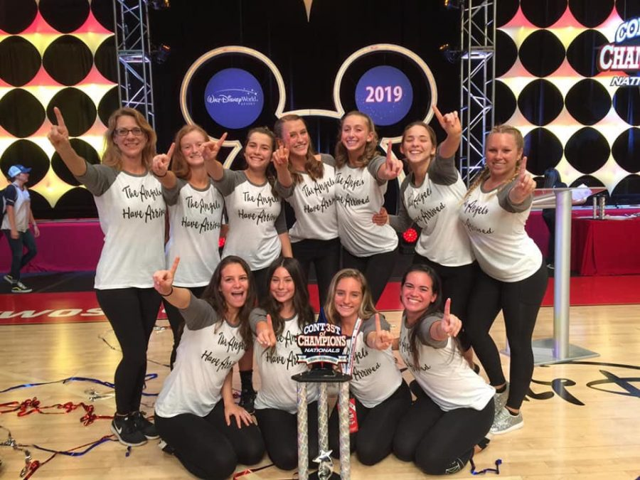 Purrfections reign as national champs