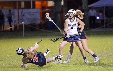 Girls' lacrosse celebrates successful season