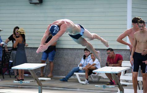 Berry casts new vision for swim program