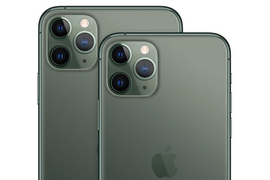The new iPhone 11 sports a redesigned camera system.