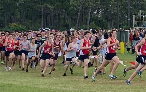 JV cross-country wraps up at CCC