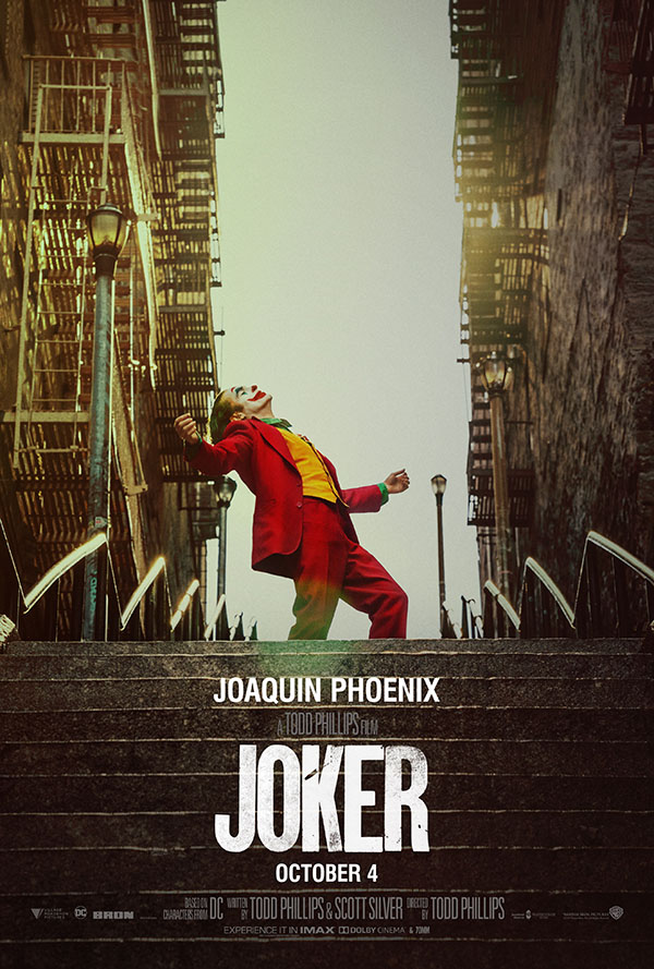 'Joker' explores mental health issue