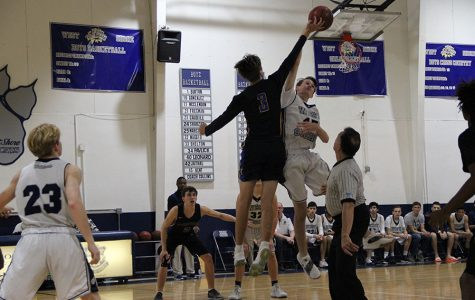 Boys prepare for Monday's basketball tryouts