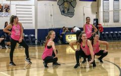 Purrfections prepare for hip-hop competition