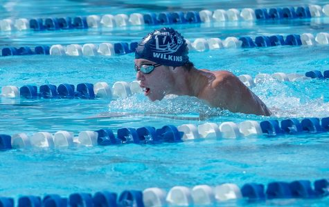 Swimmers make states for the first time in 12 years
