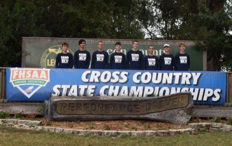 Boys make history at cross-country states