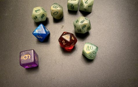 D&D club welcomes notable new member
