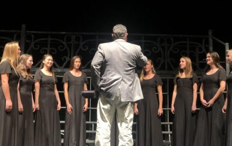 Chorus spices up season with autumn concert