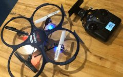 Drone team explores new options