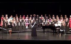 Fall chorus concert set for Friday