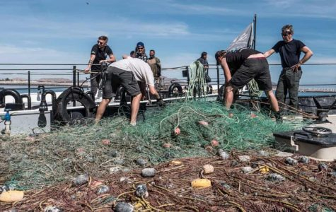 Report: Fishing gear a primary ocean polluter