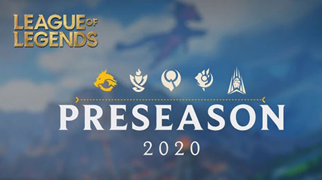 'League' preseason launches 'Rise of the Elements'