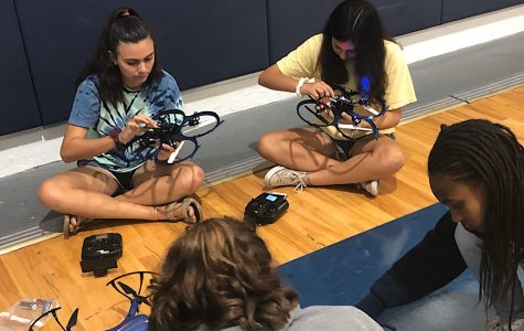 Whirly Girls prepare for March competiton