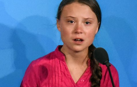 Activist Thunberg named 'Person of the Year'