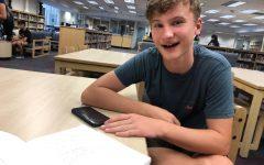 Freshman recalls ties to Germany