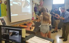 Robotics makes it to Channel 13 with Greg Pallone