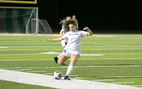 Girls' soccer historic season comes to an end