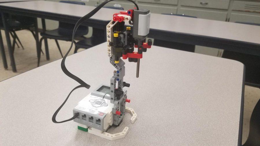 Robotics+team+checks+the+temperature