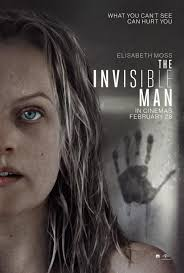 'Invisible Man' a new kind of horror movie