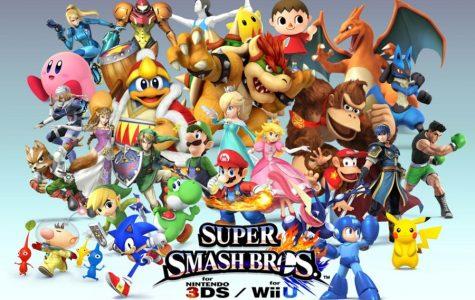 Smash Bros. tournament set for April 23