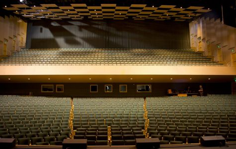 Because of social-distancing protocols, the King Center likely will be unoccupied on May 22.
