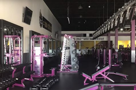 Empty gyms, including Planet Fitness, leave athletes searching for alternate ways to stay in shape.