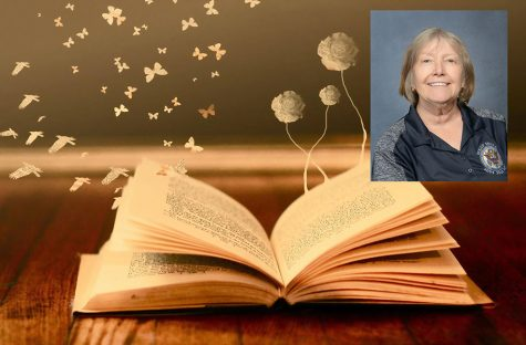 AP Literature teacher Mary Mason will retire at the end of the school year.