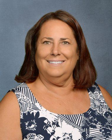 Assistant Principal Catherine Halbuer