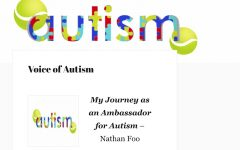 Navigation to Story: Website speaks for those with autism