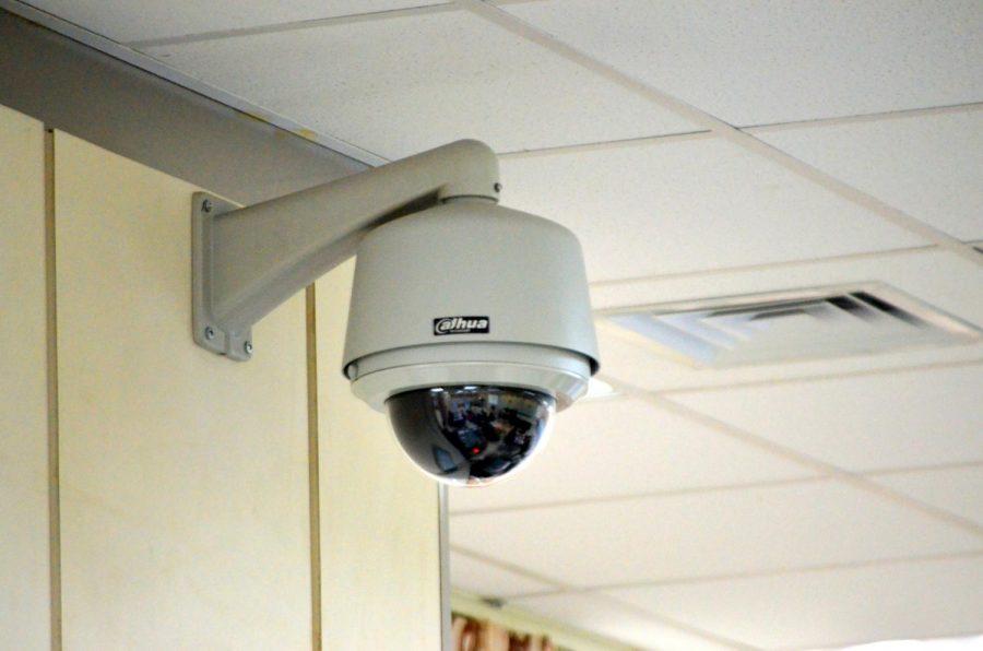 School adds more surveillance cameras
