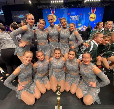COVID cancels dance competition season