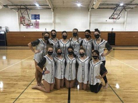 Dance team awaits a dedicated Senior Night