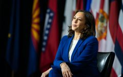 Kamala Harris made history as the first female vice president of the United States.