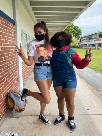 Seniors relish their last Spirit Week