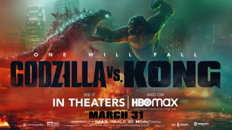 """Godzilla vs. Kong"" is showing in theaters and on HBO Max."