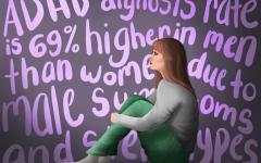 INEQUITABLE EVALUATION - ADHD often goes under-diagnosed among girls