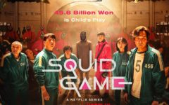 Squid Game has become very popular on Netflix.