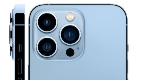 The iPhone 13 boasts a better camera, battery and screen resolution.
