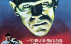 """The film club will next discuss the 1931 film """"Frankenstein."""""""